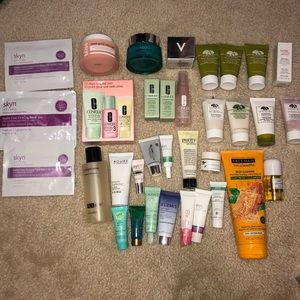 NEW LUXURY SKINCARE BUNDLE LOT